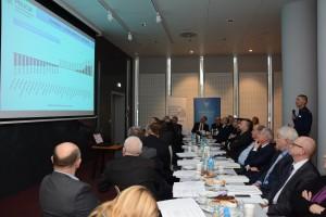 Posiedzenie Wojewódzkiej Rady Bezpieczeństwa Ruchu Drogowego w Poznaniu